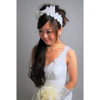 職人が作る本格派 ヘッドドレス 日本製 残り1点(バレッタ/ヘアクリップ)
