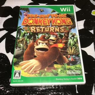 ウィー(Wii)のドンキーコングリターンズ(家庭用ゲームソフト)