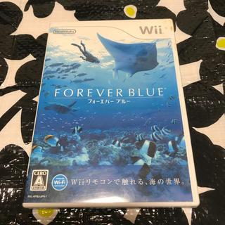 ウィー(Wii)のFOR EVER BLUE フォーエバーブルー(家庭用ゲームソフト)