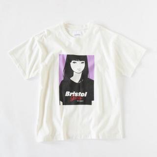 moussy kyne f.c bristol tee Tシャツ