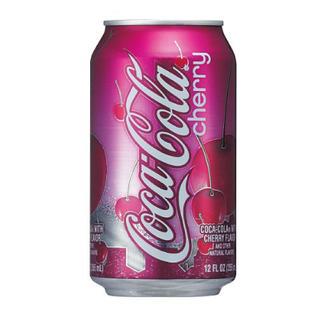 コカコーラ(コカ・コーラ)のコカコーラ チェリーコーク 缶 355ml×12本(ソフトドリンク)