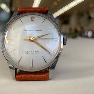 4672cd711a セイコー(SEIKO)の【SEIKO】1964年製 ローレル 美麗激レアダイヤル. 腕時計(アナログ)