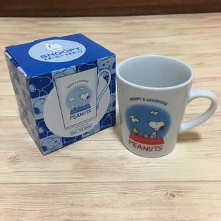スヌーピー(SNOOPY)のSNOOPYマグカップ♡非売品!(グラス/カップ)