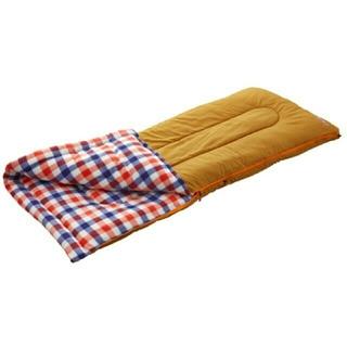 コールマン(Coleman)のコールマン C0 フリースEZキャリースリーピングバッグ シュラフ(寝袋/寝具)