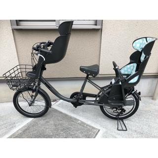 ビッケ2  子供乗せ自転車変速3段