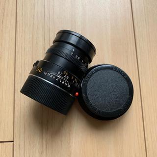 ライカ(LEICA)のライカ ズミクロン summicron M 50mm F2 第3世代(レンズ(単焦点))