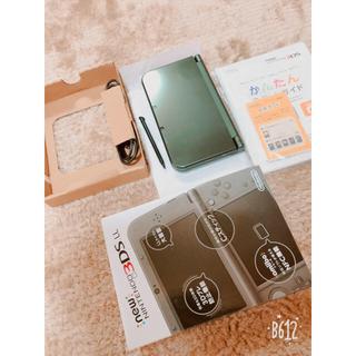 ニンテンドー3DS(ニンテンドー3DS)のNEW ニンテンドー3DS LL メタリックブラック(携帯用ゲーム本体)