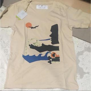タイシノブクニ(taishi nobukuni)のtaishi nobukuni  Tシャツ  botanika(Tシャツ/カットソー(半袖/袖なし))