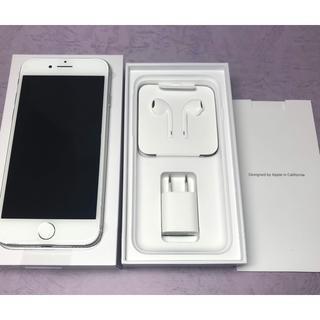 アップル(Apple)の【新品未使用】iPhone8 64GB Silver SIMロック解除済(スマートフォン本体)