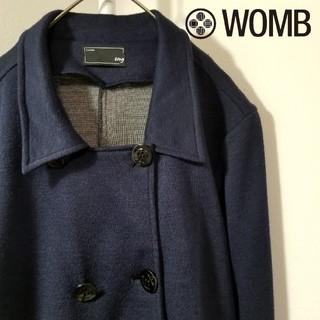 WOmB/ウーム/amy/ Pコート風ジャケット(薄手/春先)Lサイズ