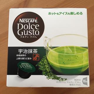 ネスレ(Nestle)のドルチェグスト カプセル 宇治抹茶(茶)