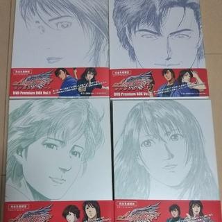 エンジェルハート dvd premium box完全生産限定品全巻セット
