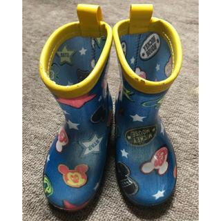 ディズニー(Disney)の長靴 14 ミッキー(長靴/レインシューズ)