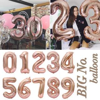BIGピンクゴールド25(ウェルカムボード)
