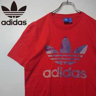 アディダス(adidas)のadidas originals デカロゴ Tシャツ N275(Tシャツ/カットソー(半袖/袖なし))