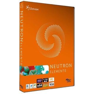 iZotope Neutron Elements ミキシング VSTプラグイン(ソフトウェアプラグイン)
