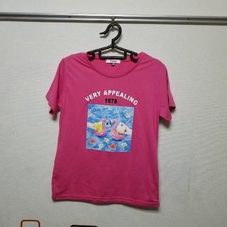 PINK-latte - PINKLATTE(ピンクラテ)Tシャツ