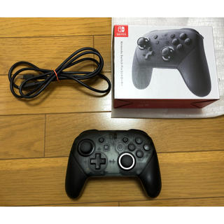 Nintendo Switch - 【美品】任天堂 Proコントローラー