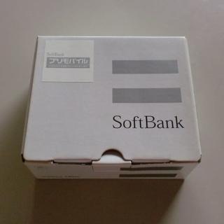 ソフトバンク(Softbank)の新品同様 740SC SIMフリー(携帯電話本体)