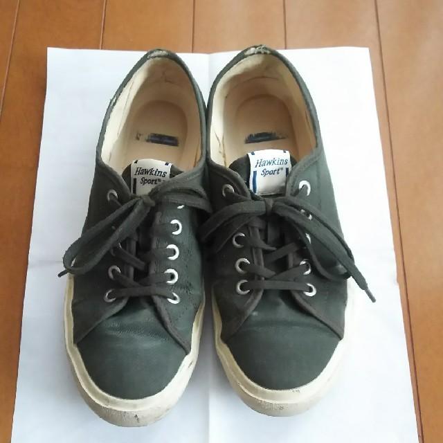 HAWKINS(ホーキンス)の値下げ💴⤵️Hawkins sport レディーススニーカー👟 レディースの靴/シューズ(スニーカー)の商品写真