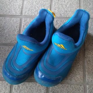 アディダス(adidas)のadidas キッズ スニーカー 18.5cm(スニーカー)