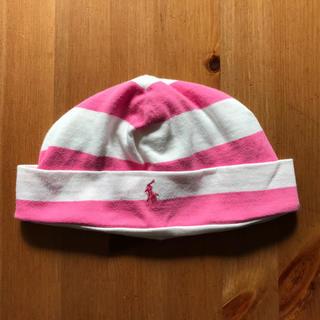 ラルフローレン(Ralph Lauren)のラルフローレン ベビー 帽子(帽子)