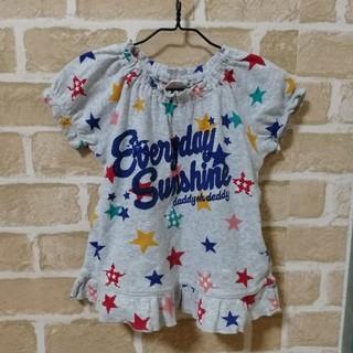 ダディオーダディー(daddy oh daddy)のダディオダディ 80cm(Tシャツ)