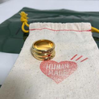 HUMAN MADE 3連リング(リング(指輪))