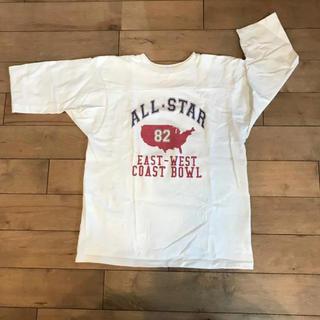 バックドロップ(THE BACKDROP)のバックドロップ フットボールシャツ L(Tシャツ/カットソー(七分/長袖))