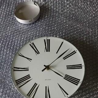 アルネヤコブセン(Arne Jacobsen)のARNE JACOBSEN アルネ ヤコブセン 壁掛け時計  (掛時計/柱時計)