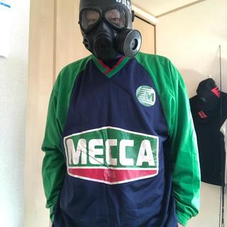 ナイキ(NIKE)の90s  Mecca ゲームシャツ ビッグシルエットシャツ(ジャージ)