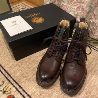 チーニー(CHEANEY)の【新品】伊勢丹コラボ JOSEPH CHEANEY&SONS チーニー ブーツ(ブーツ)