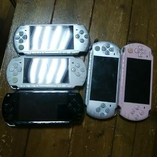 《ペンス様専用》PSPジャンク品 (携帯用ゲーム本体)