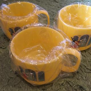 ディズニー(Disney)の東京ディズニーランドホテルアメニティ プラスディックマグ3個セット(マグカップ)