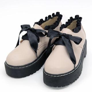 アンクルージュ(Ank Rouge)のシューズ(ローファー/革靴)