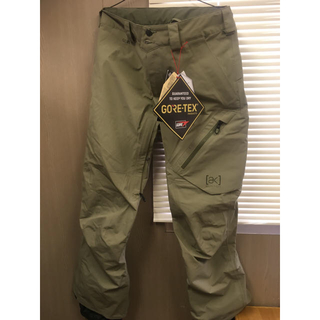 BURTON - 新品未使用 ak GOA-TEX ウェア men'sM Burton