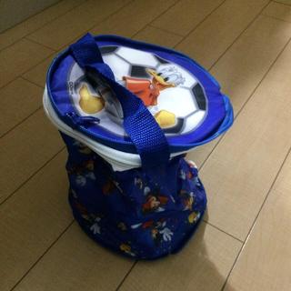 ドナルドダック(ドナルドダック)のドナルドダック折りたたみ保冷バッグ、タマ&フレンズミニトート(キャラクターグッズ)