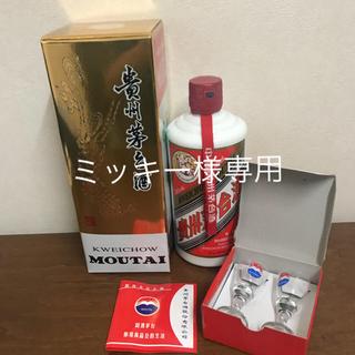 貴州茅台酒 マオタイ 2010天女ラベル(その他)