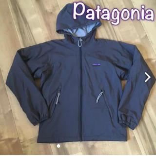 パタゴニア(patagonia)のパタゴニア パーカー レディース S(ナイロンジャケット)