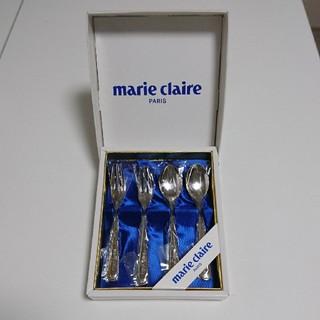 マリクレール(Marie Claire)の【marie claire】デザートスプーン&フォーク(食器)