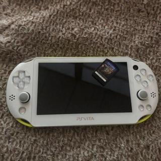 プレイステーションヴィータ(PlayStation Vita)のvita 本体(携帯用ゲーム本体)
