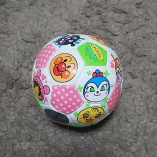 アンパンマン(アンパンマン)のアンパンマン カラフルサッカーボール 1個(ボール)