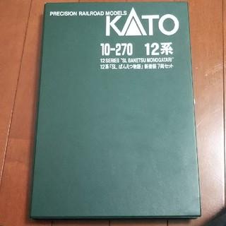 カトー(KATO`)のKATO 12系 SLばんえつ物語 新塗装7両セット(鉄道模型)