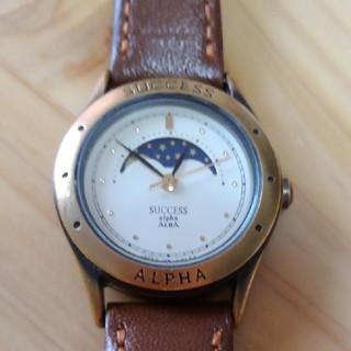 アルバ(ALBA)のアルバ 腕時計 電池交換必要(腕時計)