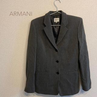 アルマーニ コレツィオーニ(ARMANI COLLEZIONI)の[美品]ARMANI レディース テーラード ジャケット 42size(テーラードジャケット)