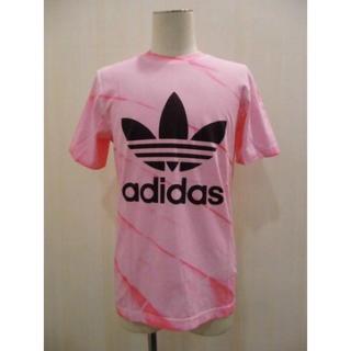 アディダス(adidas)のアディダスオリジナルス ダイダイ柄 Tシャツ (Tシャツ/カットソー(半袖/袖なし))