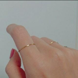 フィービーK10華奢リング(リング(指輪))