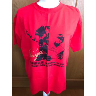ホッカイドウニホンハムファイターズ(北海道日本ハムファイターズ)の新庄剛志 日本ハム Tシャツ(Tシャツ/カットソー(半袖/袖なし))