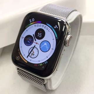 Apple Watch - 最新モデル Apple Watch series4 Stainless