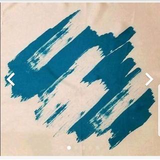 ジルサンダー(Jil Sander)のJIL SANDER スカーフ ブルー(バンダナ/スカーフ)
